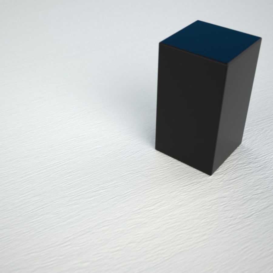 Schreibtisch IKEA royalty-free 3d model - Preview no. 5