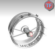 Framtida Probe 3d model