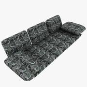 Golv soffa 3d model