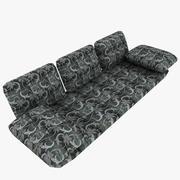 Floor Sofa 3d model