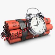Time Bomb 1 3d model