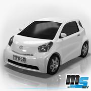 Toyota IQ Basic 3d model