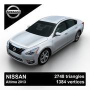 Nissan Altima 2013 3d model