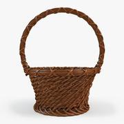 Basket 3 3d model