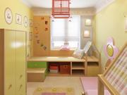 Children Room 3d model