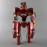 Iron Ape 3d model