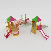 Playful Set 3d model