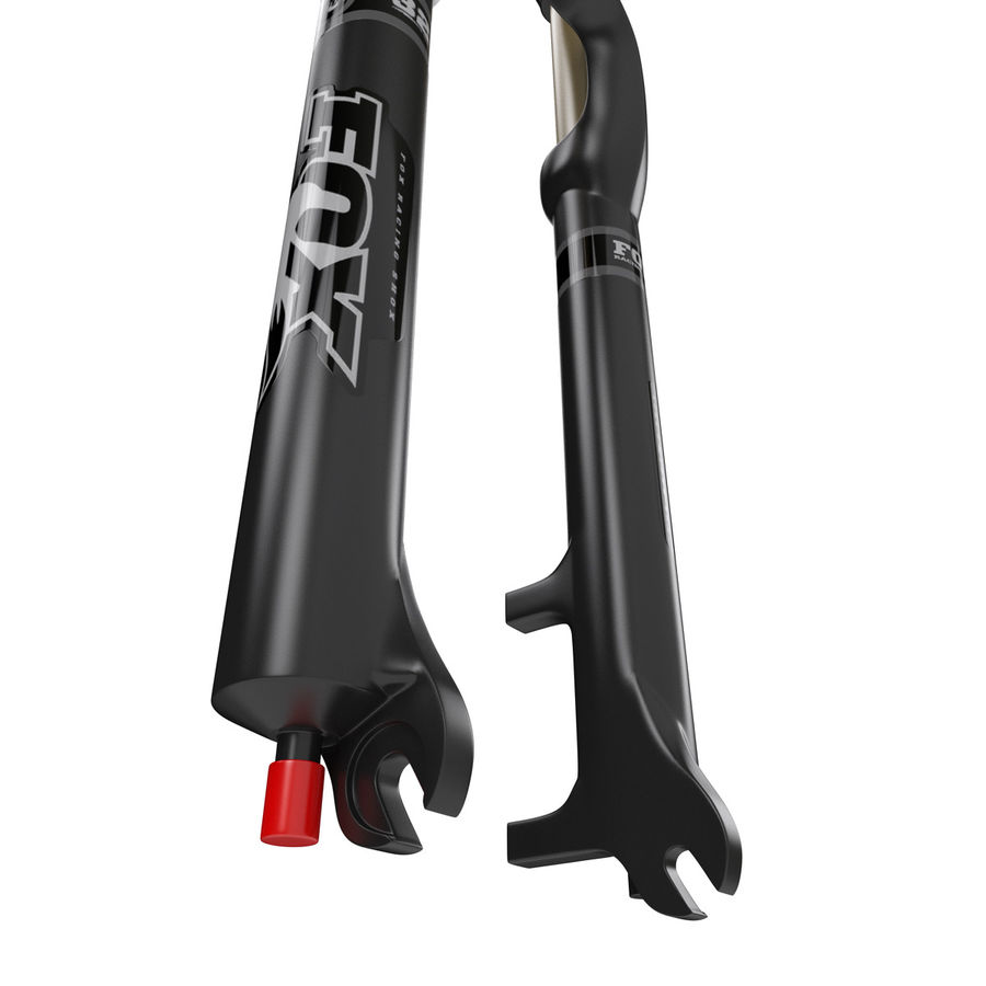 Mountain Bike Fork royalty-free 3d model - Preview no. 9