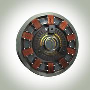 Reaktor łukowy 3d model