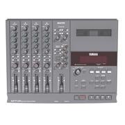 Cassette Four Track Recorder: Yamaha MT4X: Max Format 3d model