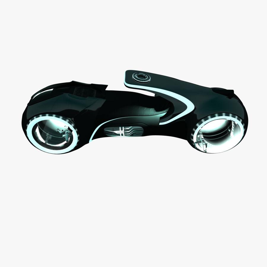 特隆轻型自行车 royalty-free 3d model - Preview no. 1
