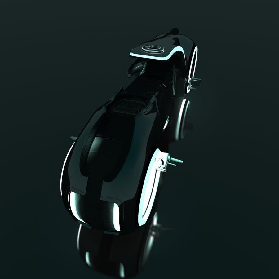 特隆轻型自行车 royalty-free 3d model - Preview no. 4