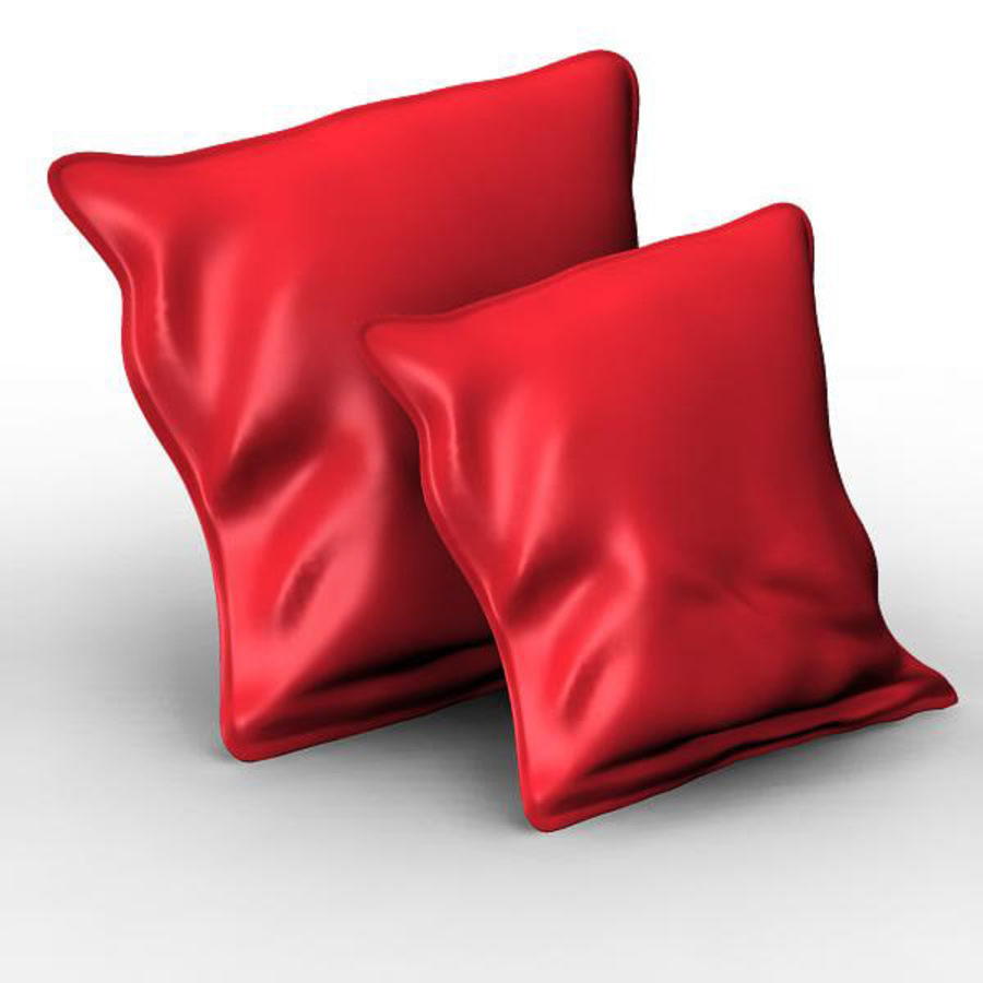 Cushion royalty-free 3d model - Preview no. 1