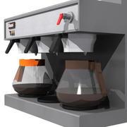 コーヒーメーカー:レストランスタイル:最大フォーマット 3d model