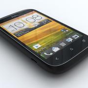 HTC Desire C 3d model