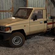 Auto terenowe 3d model