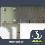 TSquare 90 cm (36 cali) 3d model