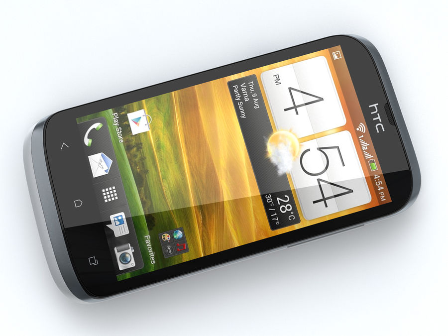 HTC Desire V royalty-free 3d model - Preview no. 16