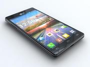LG Optimus 4X HD P880 3d model