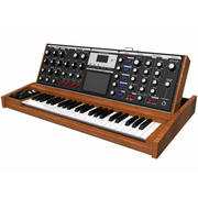 Keyboard / Synthesizer: Moog Voyager: Wood Finish 3d model