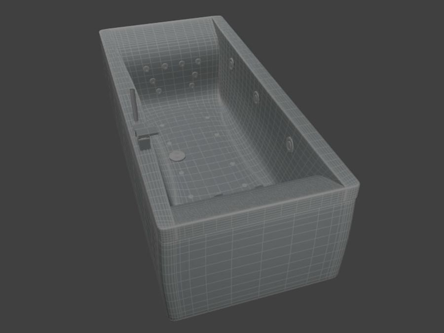 Wanna royalty-free 3d model - Preview no. 7