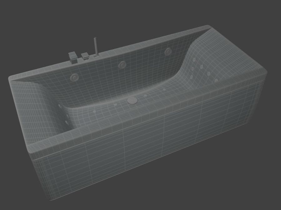 Wanna royalty-free 3d model - Preview no. 6