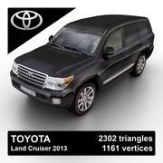 Toyota Land Cruiser 2013 3d model