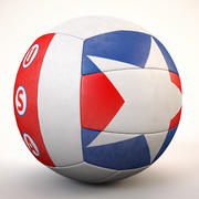 Pallavolo USA Star 3d model