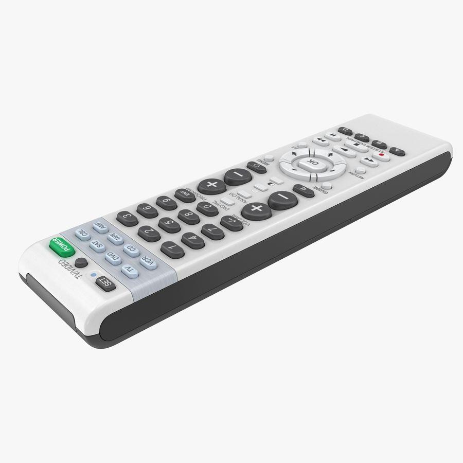 Remote Control 3D Model $49 -  fbx  c4d  unitypackage  upk