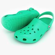 Crocs Shoes, Sandals, & Clogs 3d model