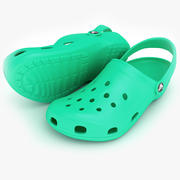 Crocs Shoes, Sandals, & Clogs 3d model