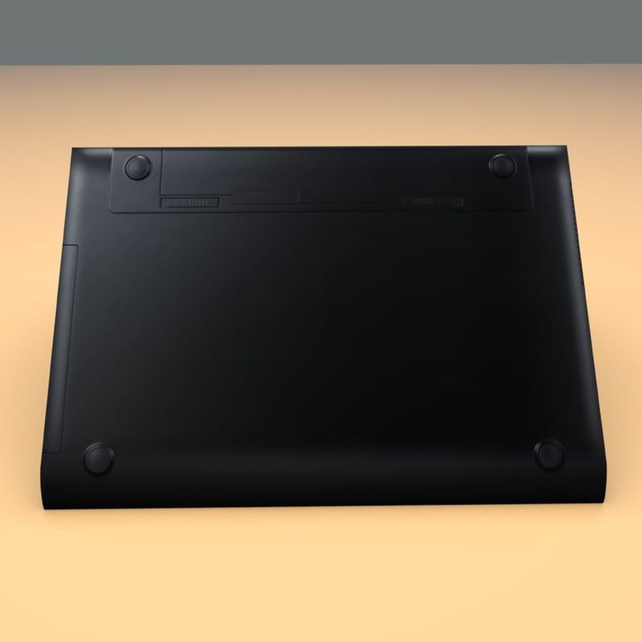 Laptop royalty-free 3d model - Preview no. 10