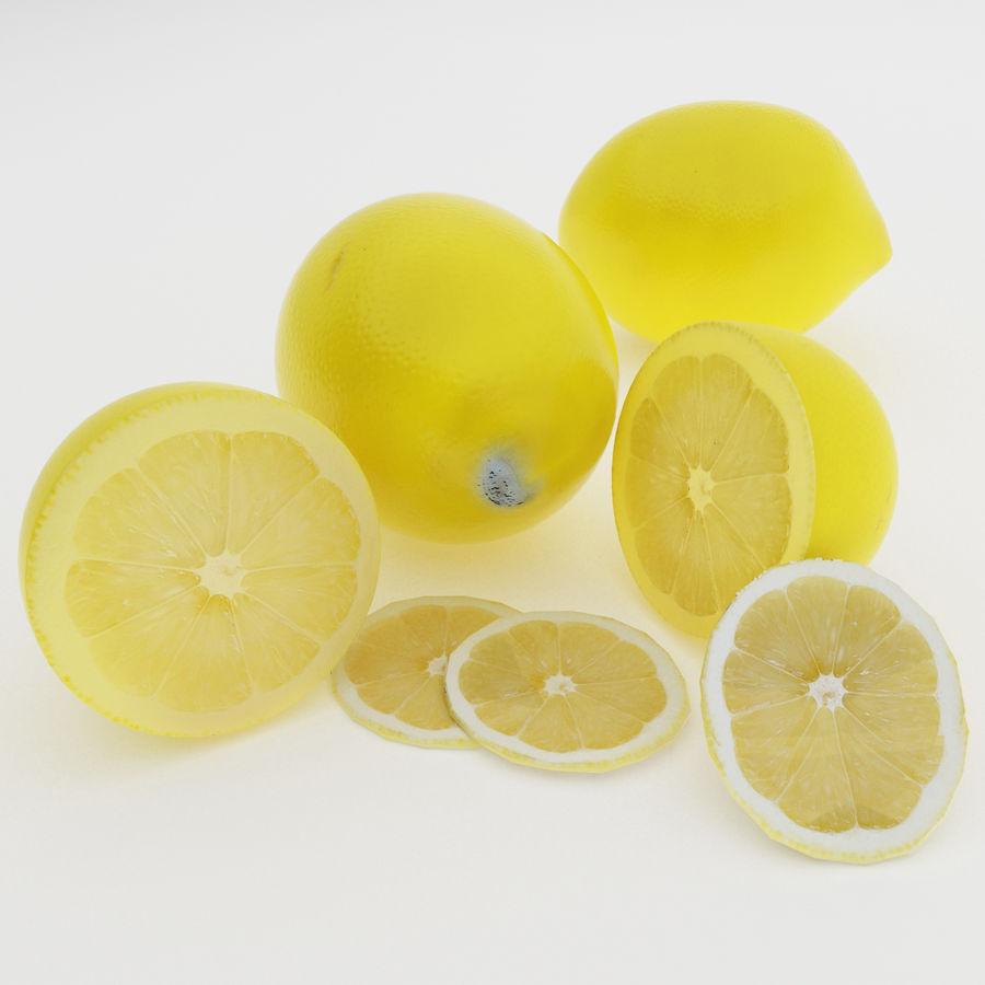 Limoni royalty-free 3d model - Preview no. 2