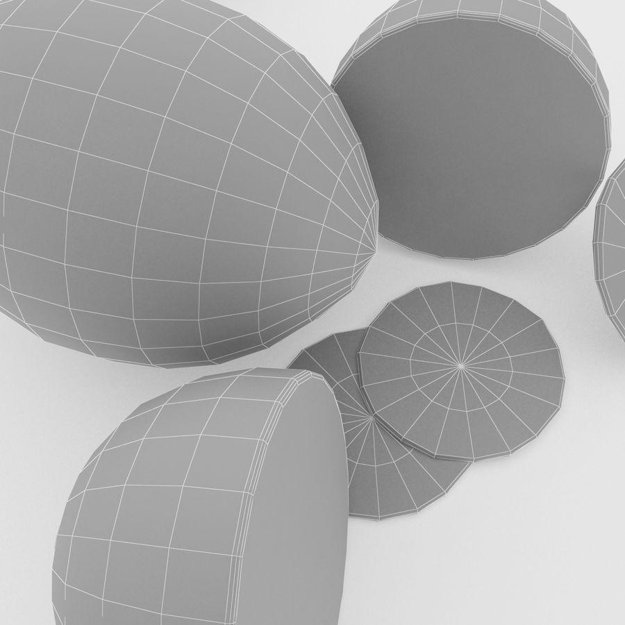 Limoni royalty-free 3d model - Preview no. 14