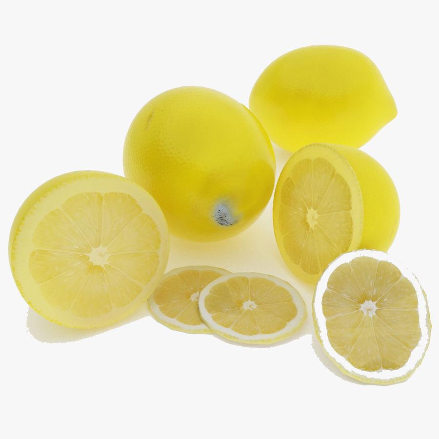 Limoni royalty-free 3d model - Preview no. 1