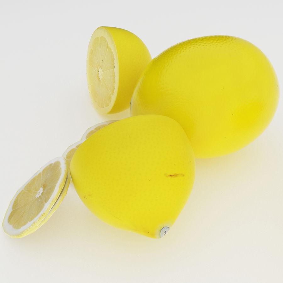 Limoni royalty-free 3d model - Preview no. 8