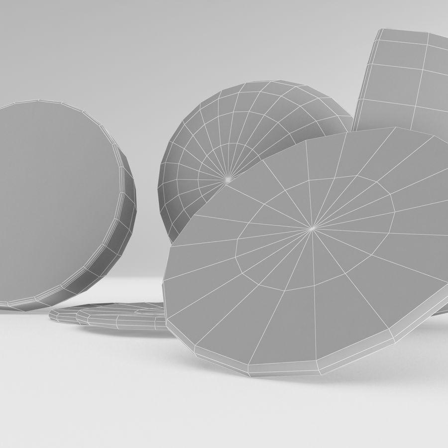 Limoni royalty-free 3d model - Preview no. 15