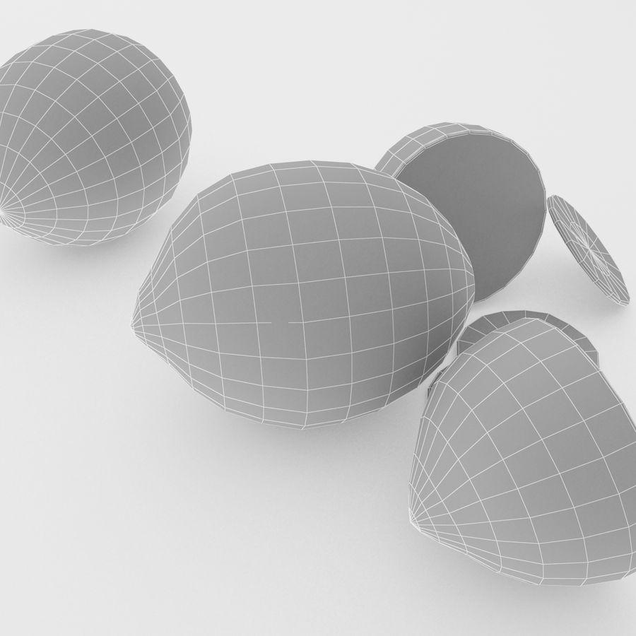 Limoni royalty-free 3d model - Preview no. 16