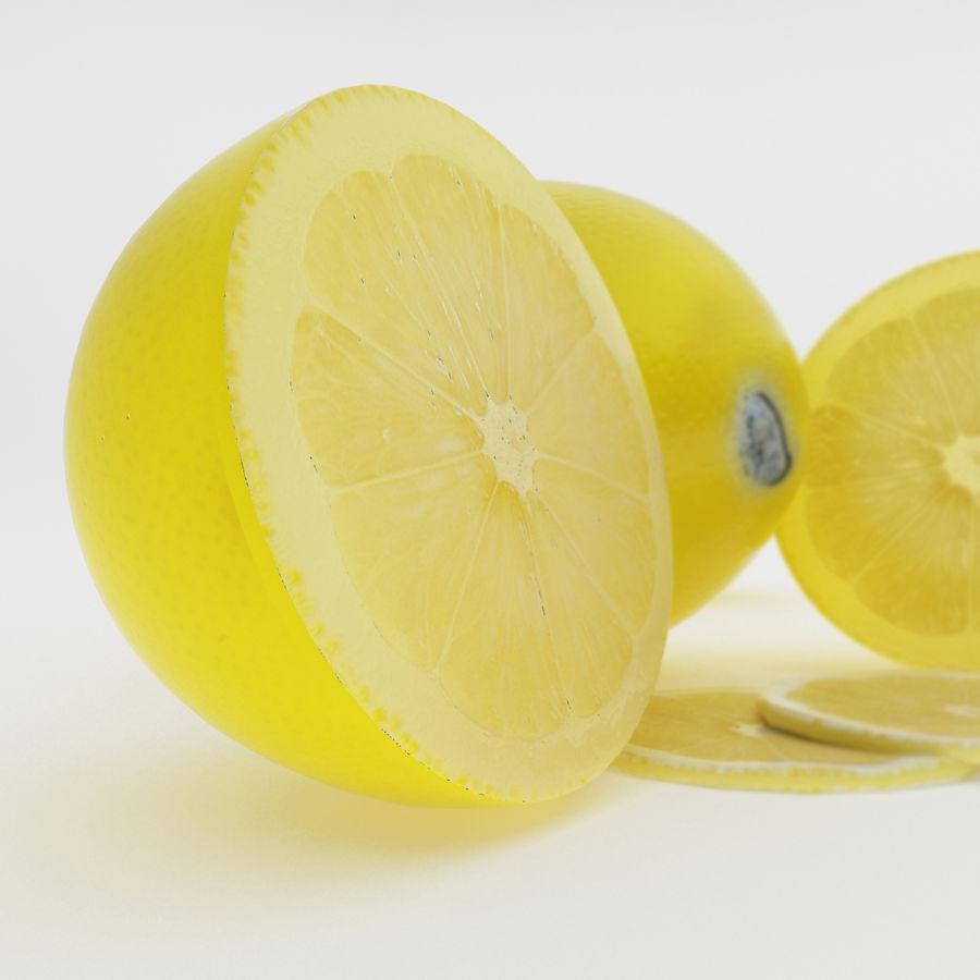 Limoni royalty-free 3d model - Preview no. 7
