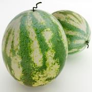 Wassermelone 3d model