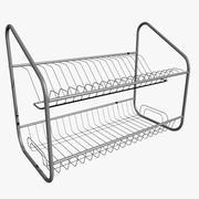 Wire Rack 3d model