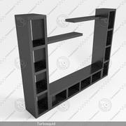 IKEA möbler 2 3d model