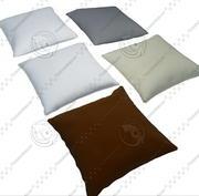 travesseiro 6 3d model