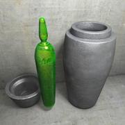 Obca waza Prometeusz 3d model