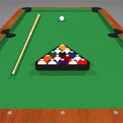 Pool Table / Billiards Set: C4D Format 3d model