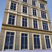 유럽 건축물 013 3d model
