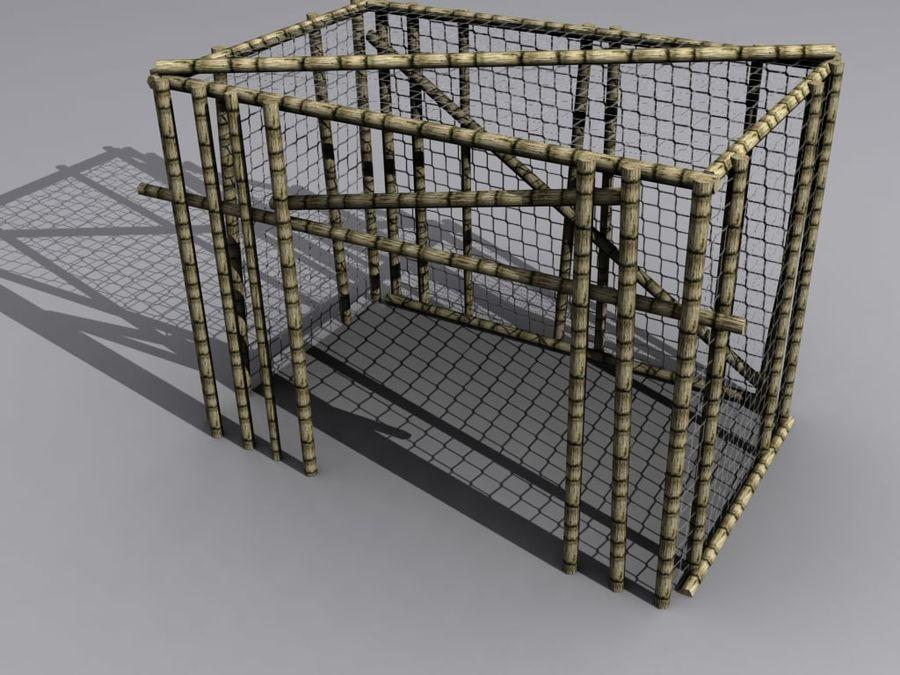 bur royalty-free 3d model - Preview no. 1