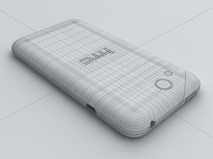 HTC Desire VC royalty-free 3d model - Preview no. 28