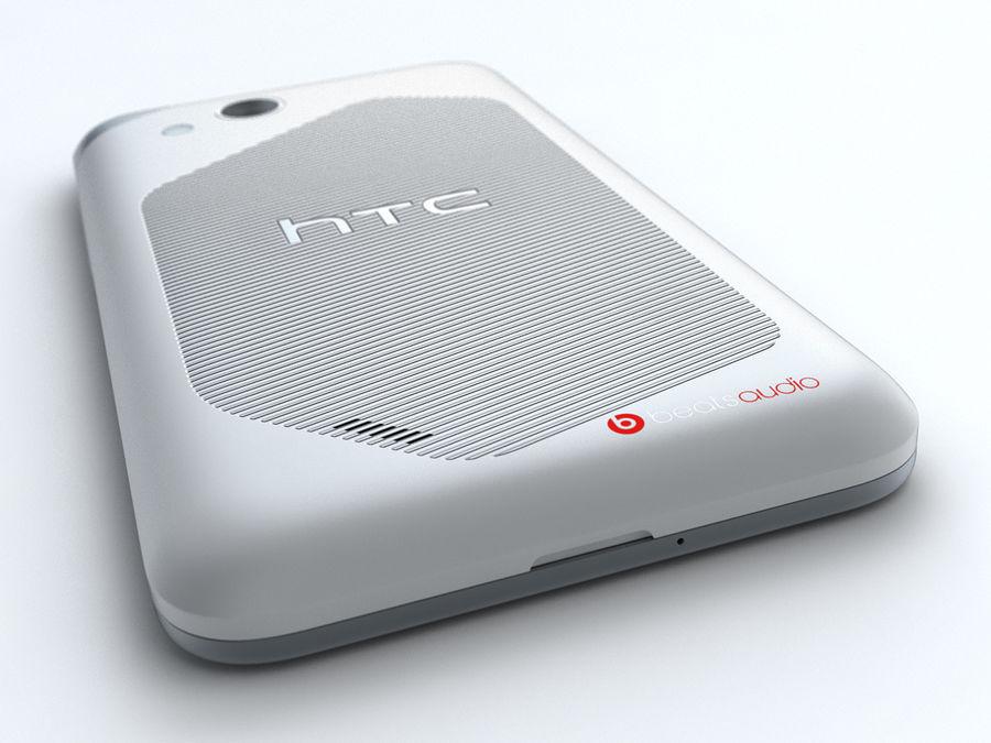 HTC Desire VC royalty-free 3d model - Preview no. 15