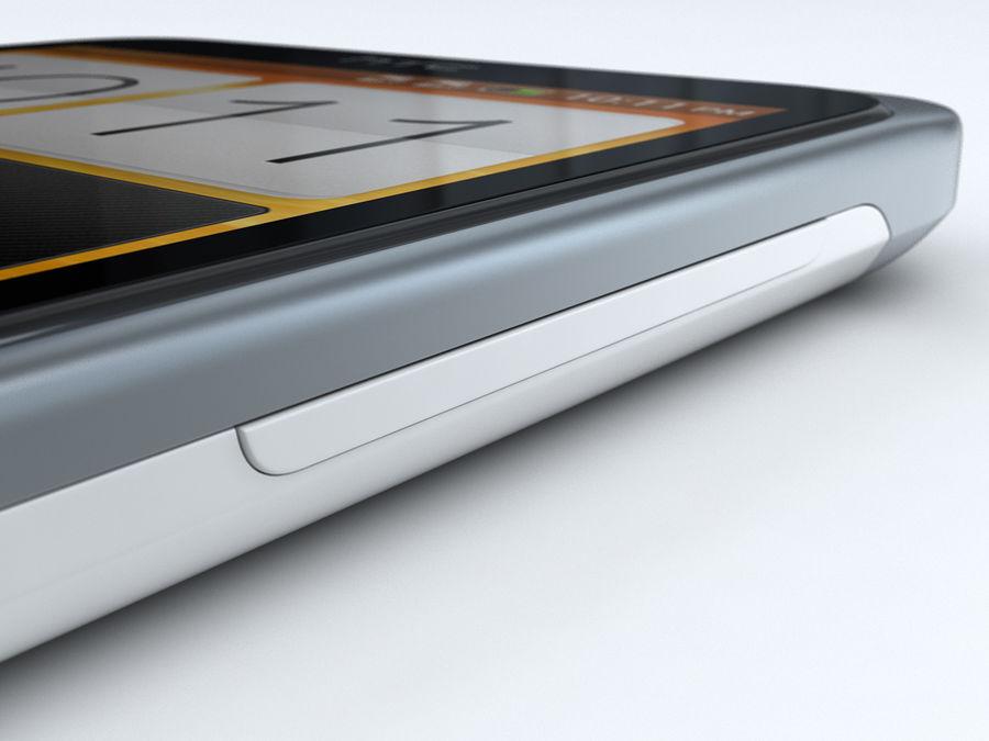 HTC Desire VC royalty-free 3d model - Preview no. 26